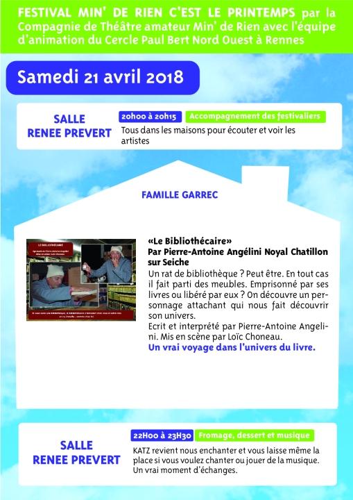 festival Min'De Rien (4/2018)